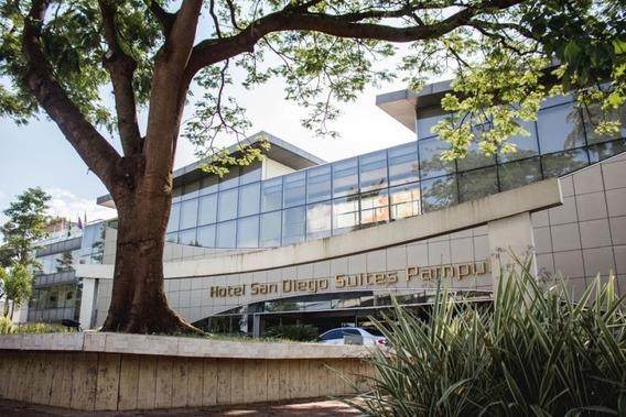 Flat Em Pampulha Minas Gerais Para Investir ! - Sf26438