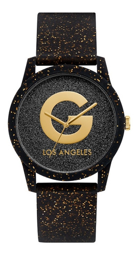 Reloj G By Guess G Craze Dama G59042l6 Negro