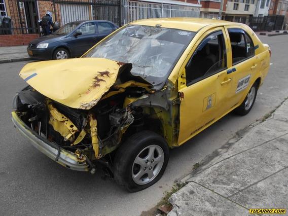 Faw Ca 715 Taxi