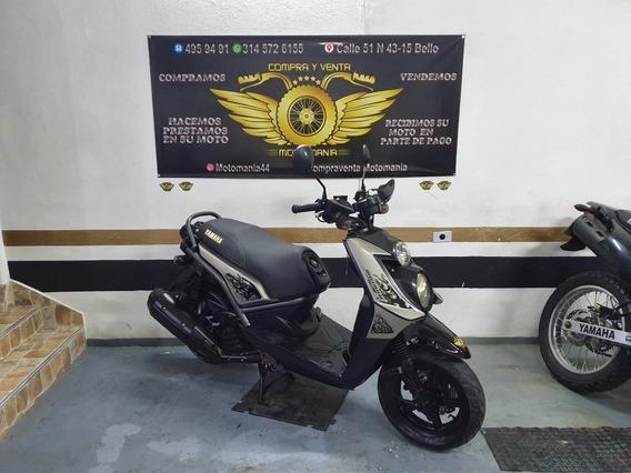 Yamaha Bws X 125 Mod 2016 Papeles Nuevos Traspaso Incluido