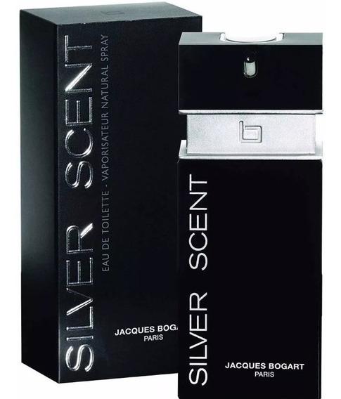 Perfume Masculino Silver Scent 100ml Original