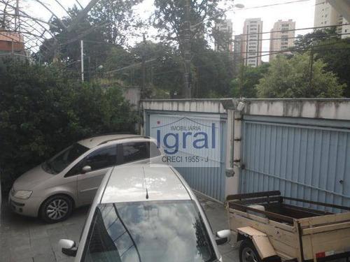 Sobrado À Venda, 266 M² Por R$ 880.000,00 - Vila Guarani - São Paulo/sp - So0175