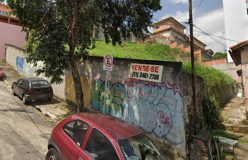 Terreno À Venda, 874 M² Por R$ 1.200.000,00 - Vila Pereira Barreto - São Paulo/sp - Te0028