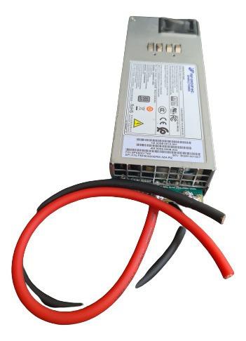 Imagen 1 de 6 de Fuente Conmutada 12volt A 62 Amperes Ideal Para Car Audio