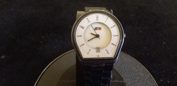 Relógio De Pulso Feminino Bmw A Quartz Original