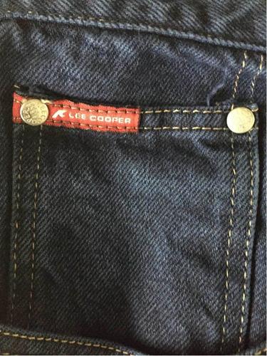 Pantalon Blue Jeans Lee Cooper Caballero Talla 38 15 Mercado Libre