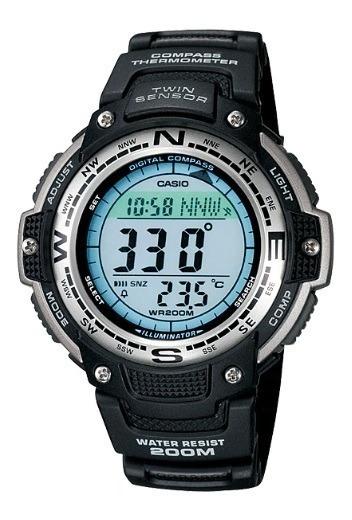 Relógio Casio Masculino Digital Outgear Sgw-100-1vdf