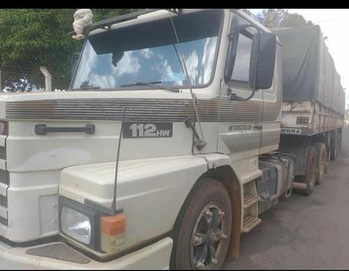 Caminhão  Scania 112hw 1990