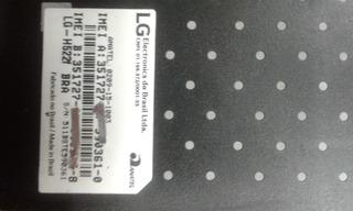 Celular Lg H522f, Para Retirada De Peças Leia Descriçao