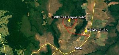 Fazenda Para Venda Em Campos De Júlio, Área Zona Rural Campos De Julior$ 30.000.000 - 29757