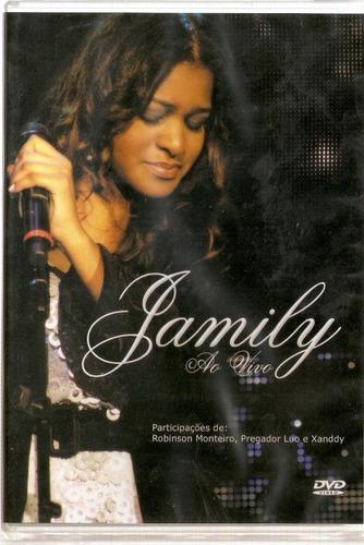 Dvd Jamily Sony Music