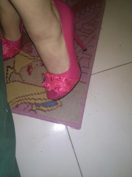 Hermosas Zapatillas Rosas