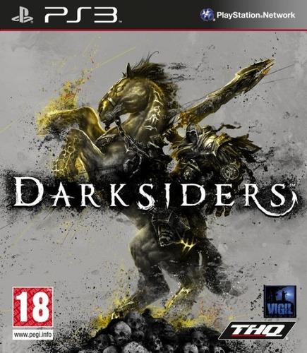 Juego Ps3 Darksiders - Original Fisico