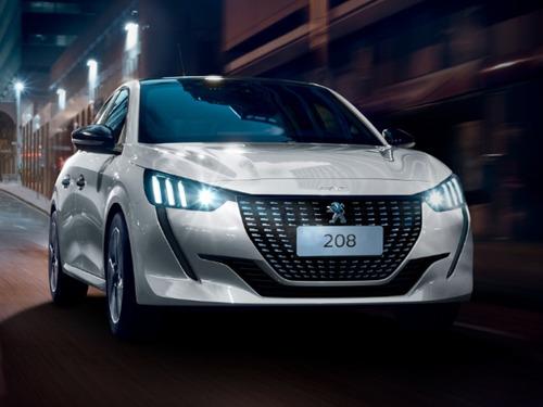 Peugeot 208 1.6l Active Tiptronic