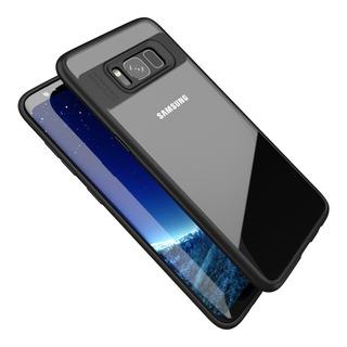 Funda Ipaky Crystal Bumper Auto Focus Samsung Galaxy S8