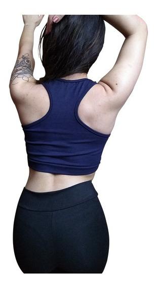 2 Top Deportivo Mujer Corpiño Gym Running Crossfit Gimnasio