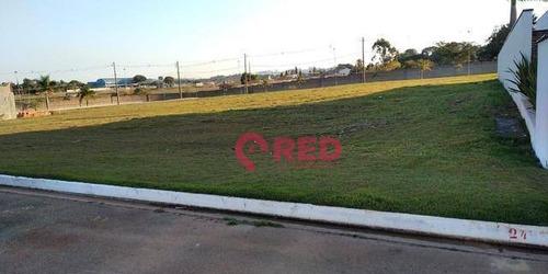 Terreno À Venda, 720 M² Por R$ 239.000,00 - Condomínio Evidence Residencial - Araçoiaba Da Serra/sp - Te0246