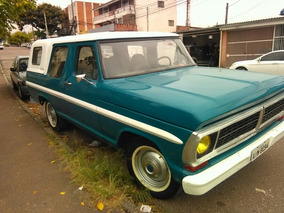 Ford F100 Cabine Dupla