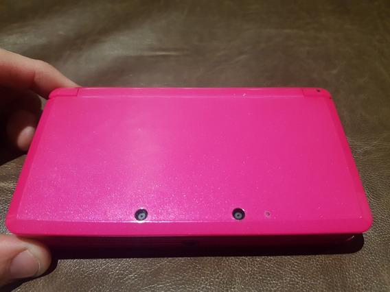 Nintendo 3ds Japones Rosa Pink Sem Caixa Excelente Estado