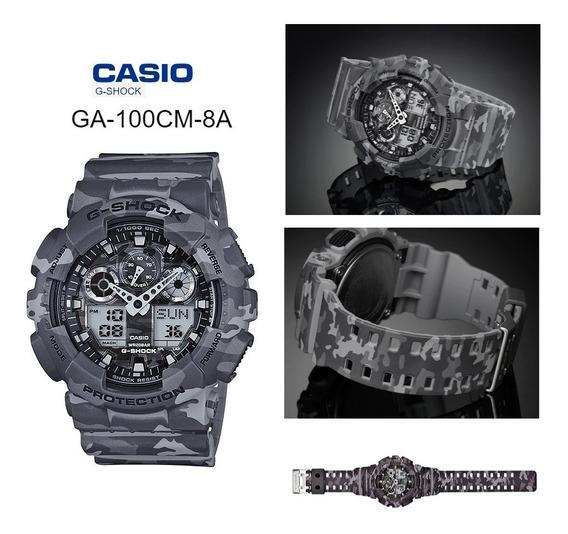 Relógio Casio G-shock Ga100 Ga-100 100% Original!!!!!!!!!!!