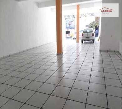 Salão Para Alugar, 140 M² Por R$ 2.400/mês - Km 18 - Osasco/sp - Sl0046