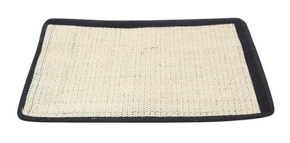 Cat Sisal Natural Arranhando Post Mat Toy Proteger Móveis P