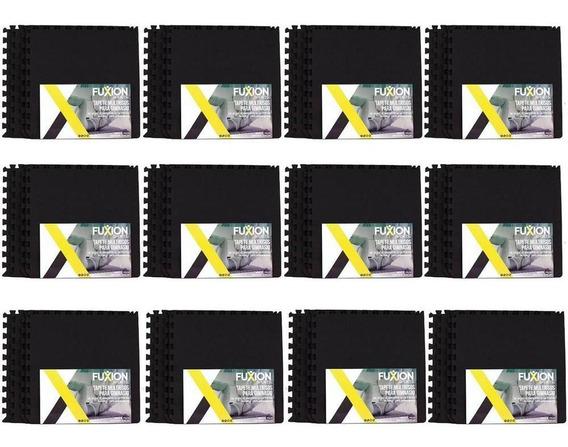 Set 12 Paquetes De Piso De Neopreno De Alta Resistencia