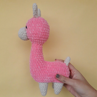 🦄 Como fazer um Unicórnio de crochê - YouTube | 320x320