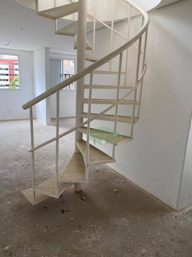 Cobertura Duplex Á Venda No Morumbi! - Co0110