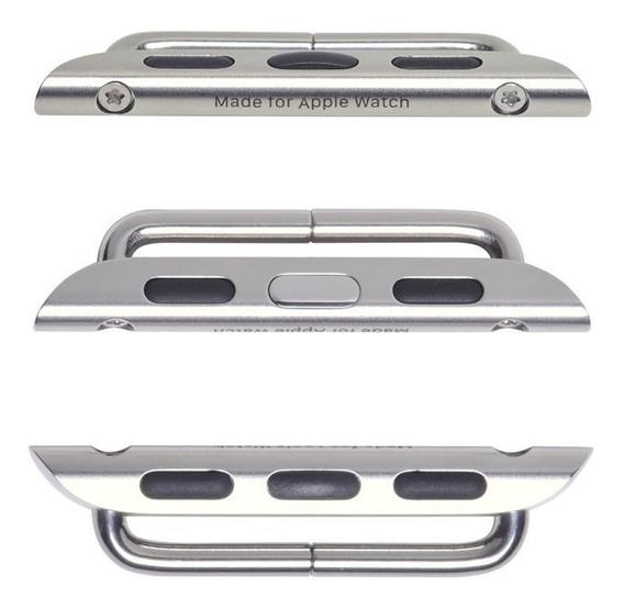 Adaptador Apple Watch De Correas 38 Mm 42 Mm Series 3 2 1