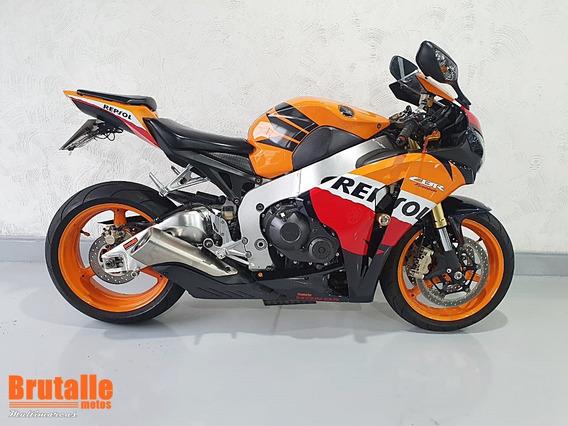 Honda Cbr 1000 Rr Repsol Laranja
