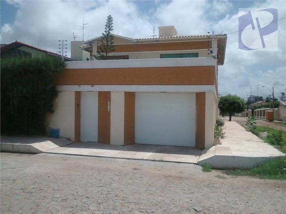 Casa Residencial À Venda, Alagadiço Novo, Fortaleza - Ca1811. - Ca1811