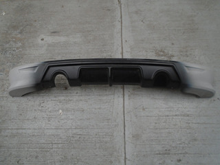 Spoiler Trasero Gol Hatchback 09-12 Air Design Rayones