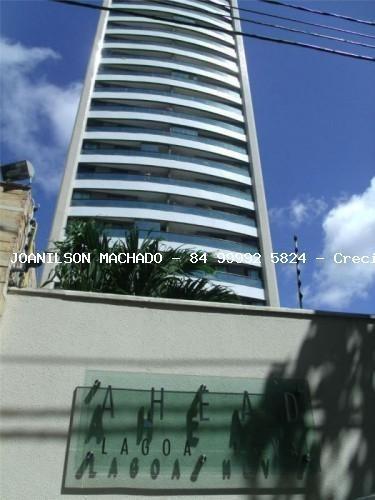 Imagem 1 de 15 de Apartamento Para Venda Em Natal, Lagoa Nova - Ahead Lagoa Nova, 2 Dormitórios, 1 Suíte, 2 Banheiros, 1 Vaga - Ap1635-ah_2-1126046
