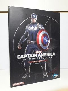 Capitan America The Winter Soldier-hobby Net