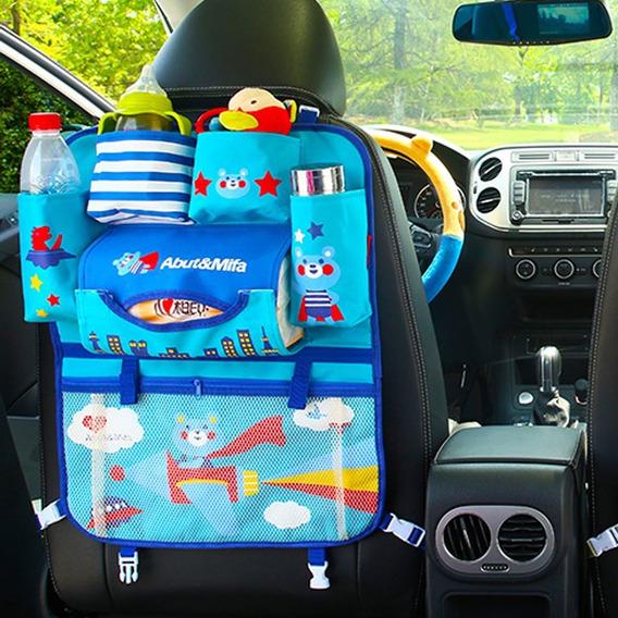 Bolsa Organizadora De Carro P Viagens Passeios Bebe Infantil