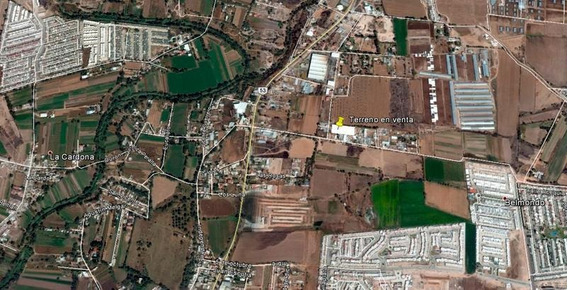 M&c Venta/ Renta De Terreno En Paso Blanco Al Norte En Aguascalientes