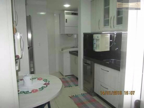 Venda - Apartamento - Vila Molon - Americana - Sp - 2575