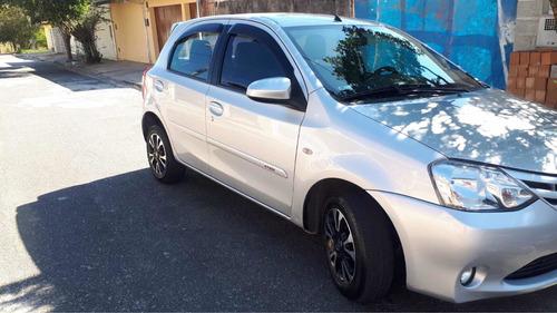 Imagem 1 de 8 de Toyota Etios 2014 1.5 16v Xs 4p