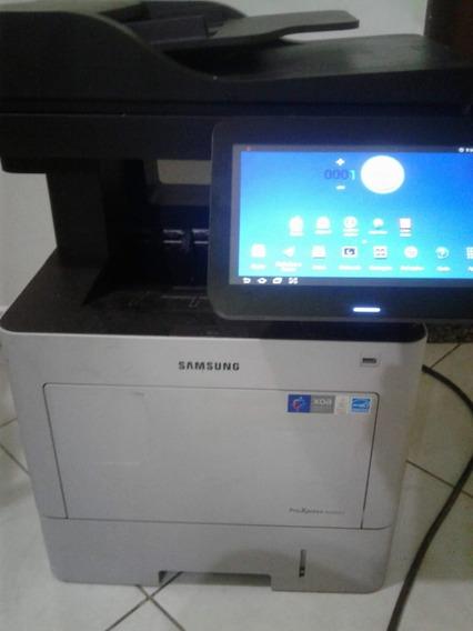 Multifuncional Samsung M4580 Duplo C/ 23.000 Pgs Impressas