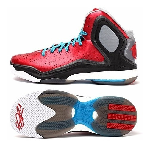 adidas Derrick Rose D Rose 5 Boost Basketball