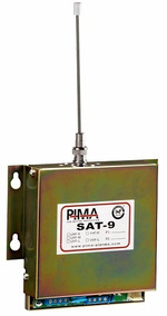 Sat-9 Interface Universal P/rádio Com Protocol