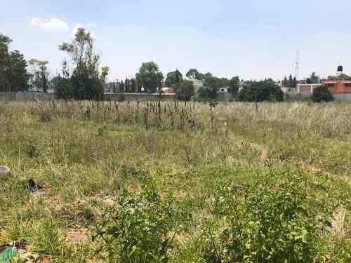 Santiago Tepalcapa: Venta Terreno Habitacional O Comercial