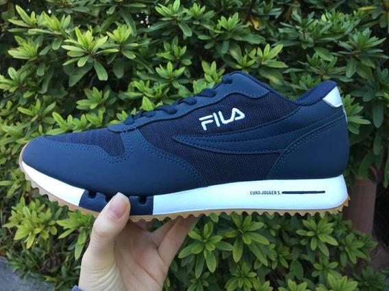 Zapatillas Fila Euro Jogger Sport Originales Nuevas