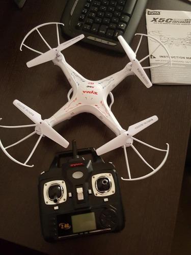 Drone Syma X5c Pocos Usos