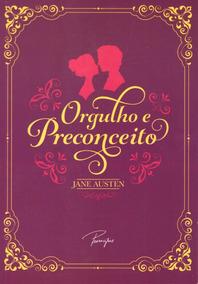 Livro Orgulho E Preconceito Jane Austen