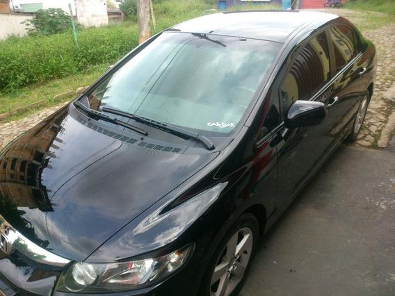 Honda Civic 1.8 - Lxl Ano: 2009/2010 - Super Conservado!