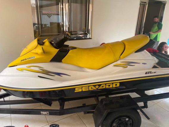 Sea Doo Gti Rfi. 130