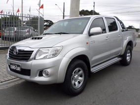 Toyota Hilux Std 3.0 4x4 2013 (amarok Frontier Ranger Trito