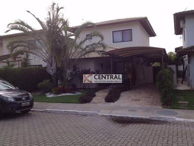 Casa Com 3 Dormitórios À Venda, 170 M² - Piatã - Salvador/ba - Ca0211